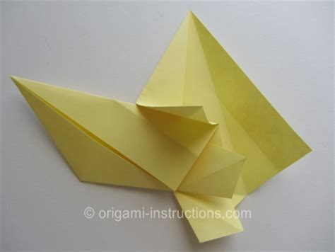 Origami 6 Pointed - modular 6 pointed folding