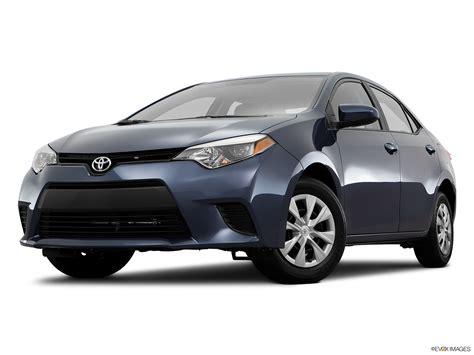 Fusion Toyota Compare The 2016 Toyota Corolla Vs 2016 Ford Fusion