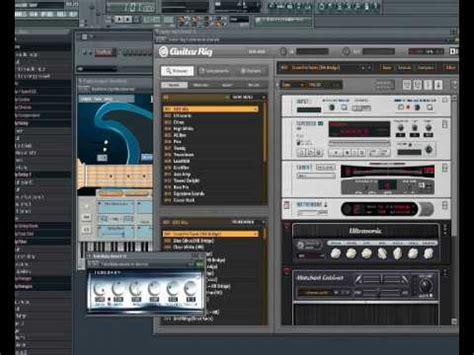 Tutorial Guitar Fl Studio   fl studio realistic guitar tutorial youtube