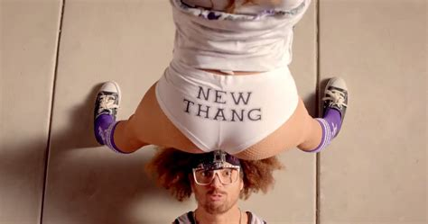 New Pic by Redfoo New Thang Official
