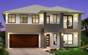New home builders aria 41 double storey home designs