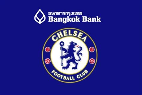 bkk bank bangkok bank partner with chelsea fc stickboy bangkok