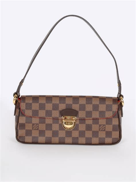 Ultra Exclusive Bags From Louis Vuitton by Louis Vuitton Ravello Pm Damier Ebene Canvas Luxury Bags