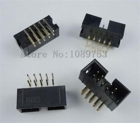 2x6 Pin 12p 254mm Row Pin Header compare prices on box header connector shopping