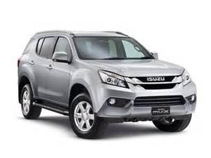 Isuzu Thailand Price List Isuzu Mu X 2014 Philippines 2017 2018 Best Car Reviews