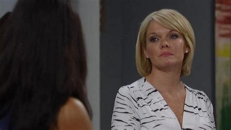 is ava on general hospital soap going off general hospital spoilers ava vulnerable in hospital