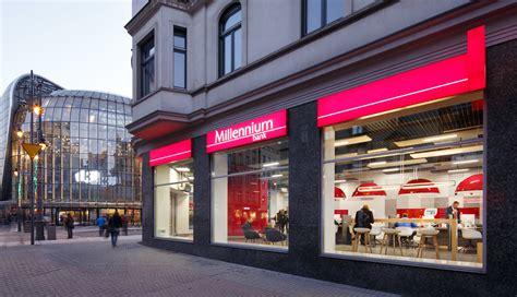 millennium bank pl serwis fotograficzny o banku bank millennium