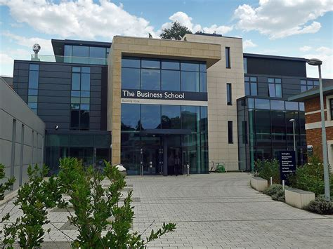 Exeter Mba Ranking by Of Exeter Business School