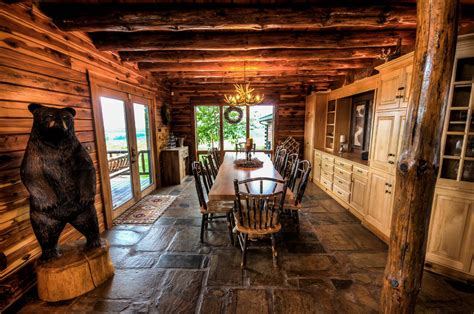 Luxury Cabin Getaways by Ohio Luxury Log Cabin Rental Coshocton Crest Lodge