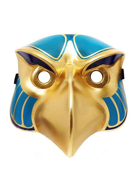 Halloween Decorations That You Can Make At Home by Horus The Sky God Egyptian Mask