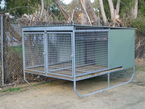 large outdoor pen outdoor kennel design ideas outdoor ideas