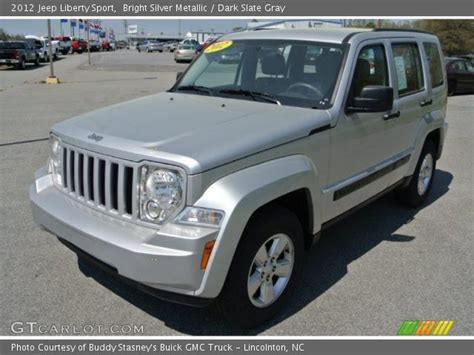 jeep liberty 2012 interior bright silver metallic 2012 jeep liberty sport