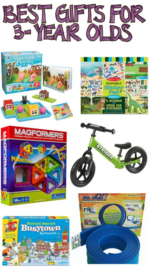best gifts for 3 year olds gift birthdays and