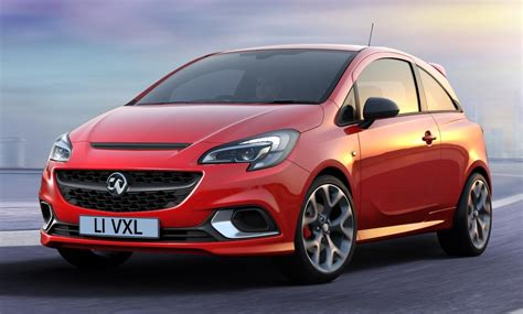 Opel Vauxhall by 2019 Opel Vauxhall Corsa Gsi Officially Announced