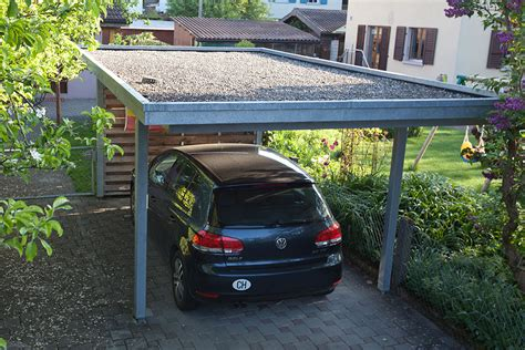 autounterstand stahl thomi ag carports