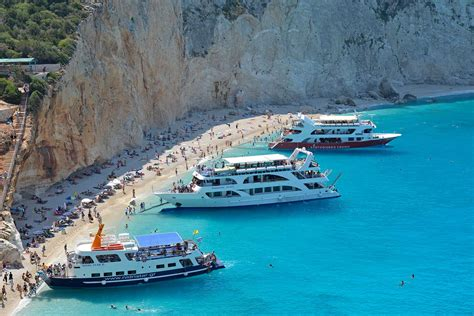 boat trips around lefkada greece - Boat Trip Greece Islands