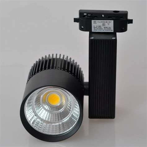 Lu Sorot Spot Track Rail Led 30w ce rohs saving energy cob led track rail light 30w spot