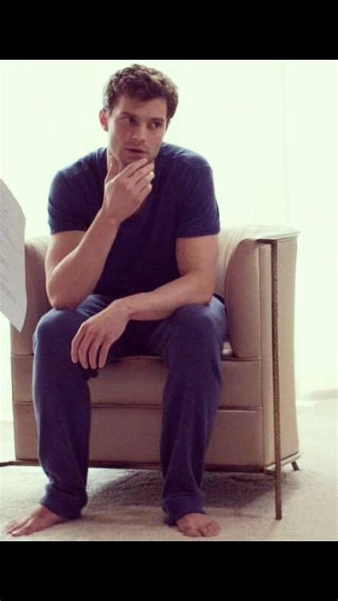 is there a shaving scene in fifty shades of grey jamie dornan as christian grey in a behind the scenes