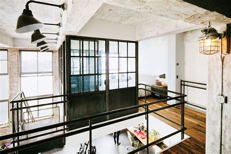 brooklyn home design blog gravity interior industrial loft of tumblr founder