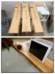 bathtub wine tablet holder for the home