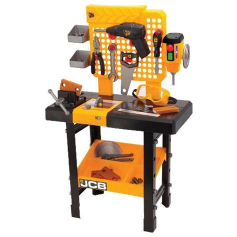 jcb talking tool bench jcb sitemaster workbench now 163 30 tesco direct hotukdeals