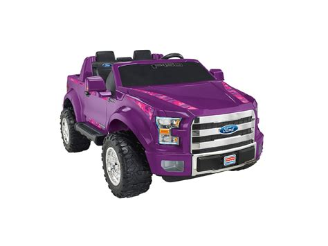 power wheels for girls power wheels ford f 150 purple camo