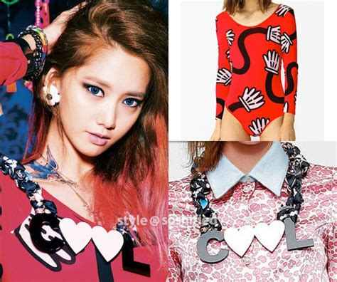 Ara F Sweater Mickey Print Murah Betkualitas snsd s style on i got a boy promotional pictures a of dreamer
