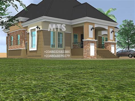 5 bedroom bungalow in ghana 5 bedroom bungalow house plan ibekwe 5 bedroom bungalow residential homes and public