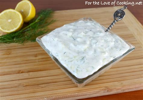 tzatziki ina garten tzatziki sauce for the love of cooking