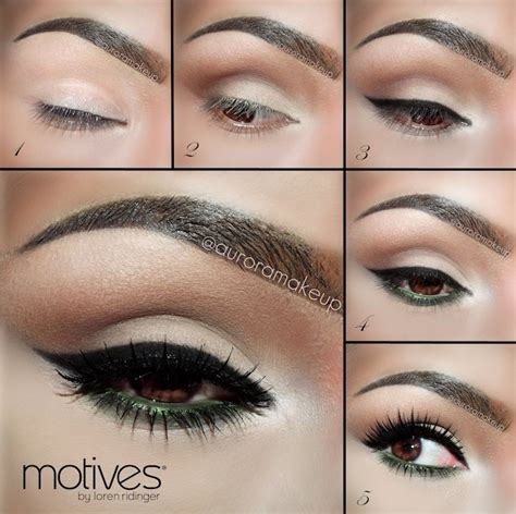 tutorial eyeliner simple 14 amazing make up step by step tutorials
