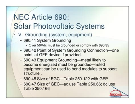 solar pv codes and standards