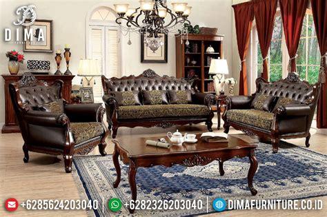 Kursi Ruang Tamu Di Palembang sofa jati minimalis mewah conceptstructuresllc