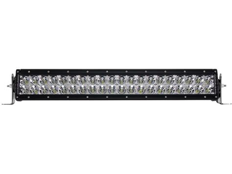 rigid led light bar rigid industries 20 quot e series pro led light bar white