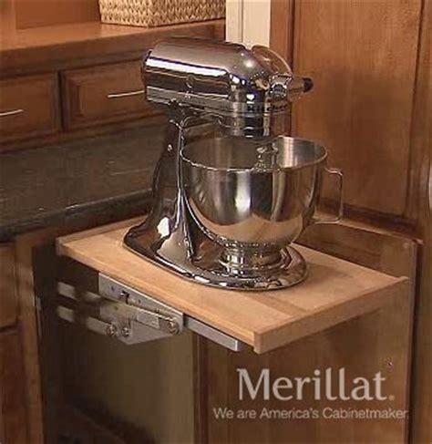Base Mixer Shelf by Merillat Masterpiece 174 Base Mixer Shelf Merillat