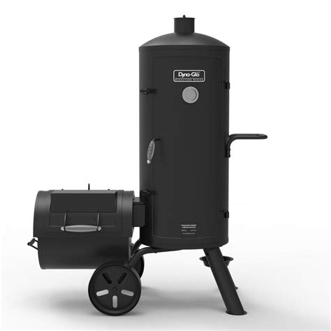 Smoker And Grill by Dyna Glo Signature Series Heavy Duty Vertical Offset