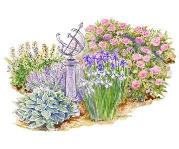 cottage garden border plan 1000 images about garden plans on vegetable