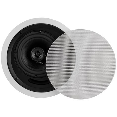 Ceiling Speaker Sound Proofing by Restocked Dayton Audio Cs620ec 6 1 2 Quot 2 Way Enclosed
