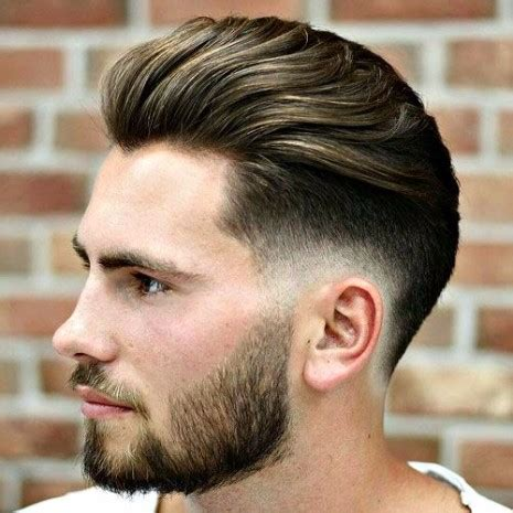 long hair with low fade 35 of the top men s fades haircuts