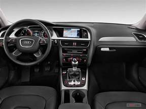 2016 audi a4 interior u s news world report