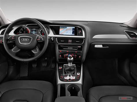 audi a4 2016 interior 2016 audi a4 interior u s news world report