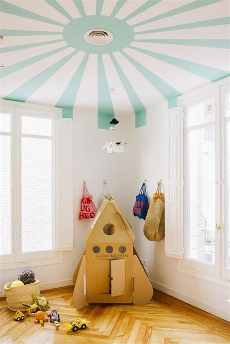 circus themed room decor circus themed for a kid s room ceiling design painted