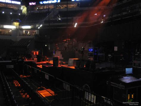 view from my seat bankers fieldhouse bankers fieldhouse section 3 concert seating