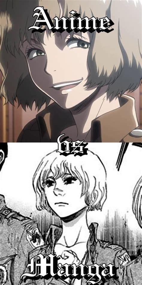 resensi anime attack on titan anime hitch vs hitch shingeki no kyojin