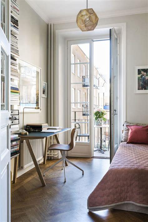 small bedroom workspace 17 best ideas about scandinavian office on pinterest