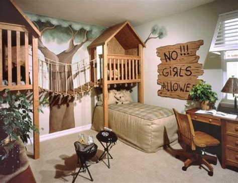 house theme 25 treehouse bed designs bedroom designs designtrends