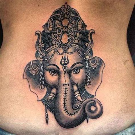ganesha tattoo designs pictures hinduism tattoos designs pictures page 14