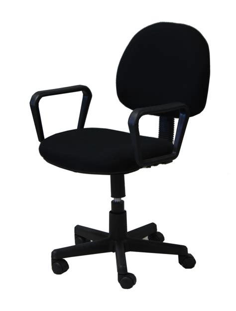 Office Desk With Chair Standard Office Desk Chair Town Country Event Rentals