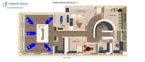 Pediatric Office Floor Plans by Creative Dental Floor Plans Pediatric Floor Plans