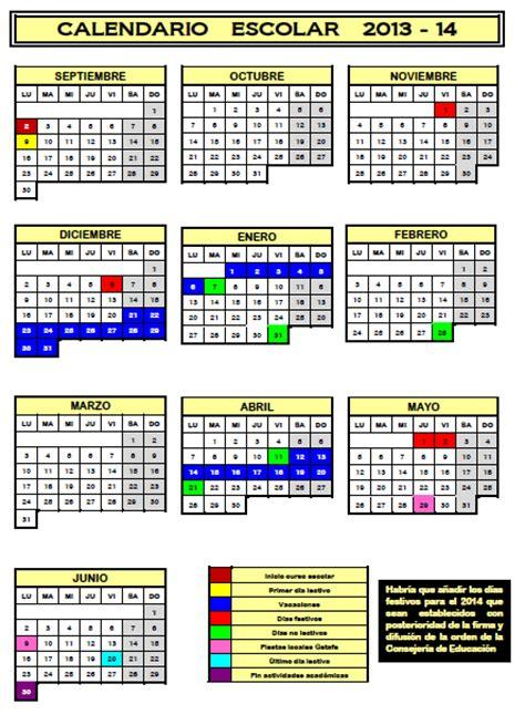 calendario escolar 2013 2014 madridorg calendario escolar 2013 2014 madridorg colegio sagrado