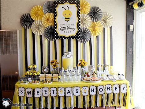 Little Store Of Home Decor What Will It Bee Gender Reveal Party